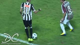 http://www.DiegoCarvalho.com Linda jogada de Neymar no jogo super feint trick brazil junior magic card tricks sorryrevealed criss...