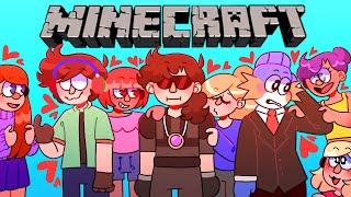 I GOT A GIRLFRIEND! | Minecraft Crazy Craft 4.0 Episode 2