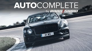 AutoComplete: Bentley's giving us our best peek yet at the new Flying Spur by Roadshow