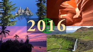 Download Lagu 2016 Rewind: Amazing Places on Our Planet in 4K Ultra HD (2016 in Review) Mp3
