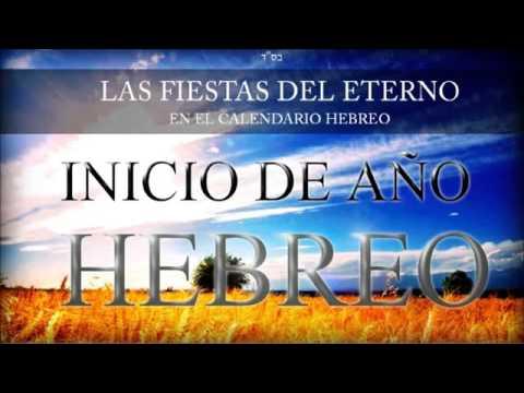 Inicio de año Biblico (Hebreo, Rosh Hashanah)   Roeh Javier Palacios Celorio
