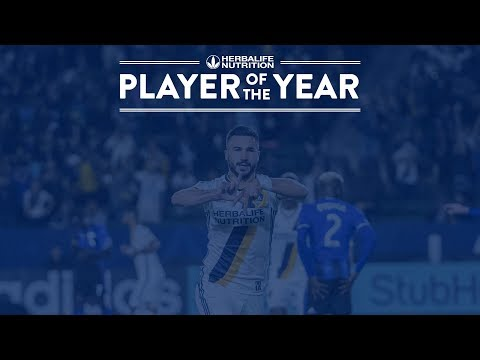 Video: Romain Alessandrini named 2017 Player of the Year- presented by Herbalife Nutrition