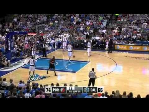 Raymond Felton on fire against Mavericks