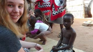 Truro & Penwith College Geography - Swaziland 2017.
