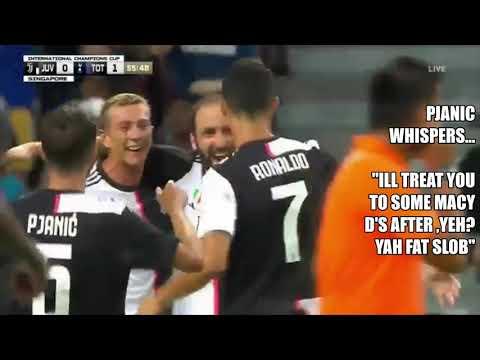 When I'm Tottenham (Juventus Edition)