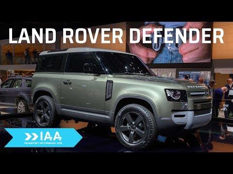 Khám phá huyền thoại SUV địa hình Land Rover Defender 2020 @ vcloz.com