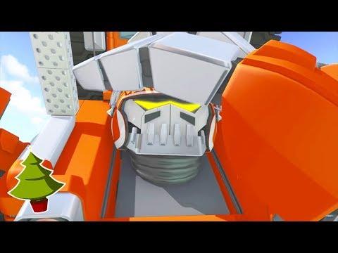TOBOT English | 415 Guardians and Guard Rails | Season 4 Full Episode | Kids Cartoon
