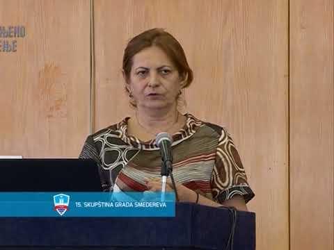 Gradonačelnica dr Jasna Avramović o dolasku investitora u Smederevo