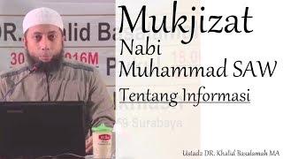 Video Mukjizat Nabi Muhammad SAW Part 1 MP3, 3GP, MP4, WEBM, AVI, FLV Desember 2018