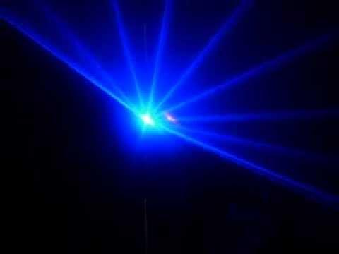 Đèn laser Blue 1500mw siêu mạnh cho quán bar