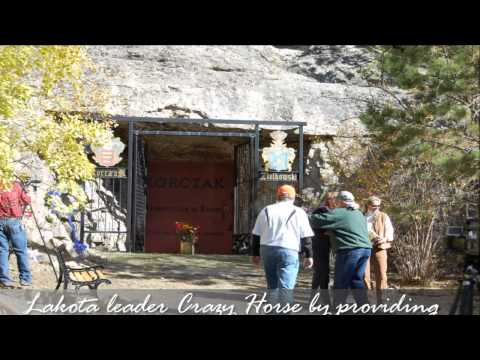 Crazy Horse Memorial.South Dakota October 20, 2011