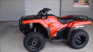 9. 2015 Rancher ES 4x4 For Sale - GA / TN / AL ATV : Honda of Chattanooga TRX420FE1F