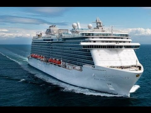 Top 10 Worlds largest cruise ships