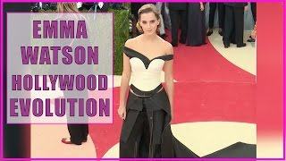 EMMA WATSON'S HOLLYWOOD Evolution by Seventeen Magazine