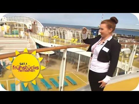 KAMPF um den JOB auf dem TRAUMSCHIFF | Job-Casting | SA ...