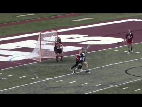 Alma College Women's Lacrosse vs. Olivet College - March 28, 2012