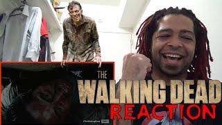"""The Walking Dead Season 6 Episode 7 """"Heads Up"""" REACTION"""