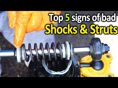 Good Shocks Vs Bad Shocks : 5 Ways To Tell