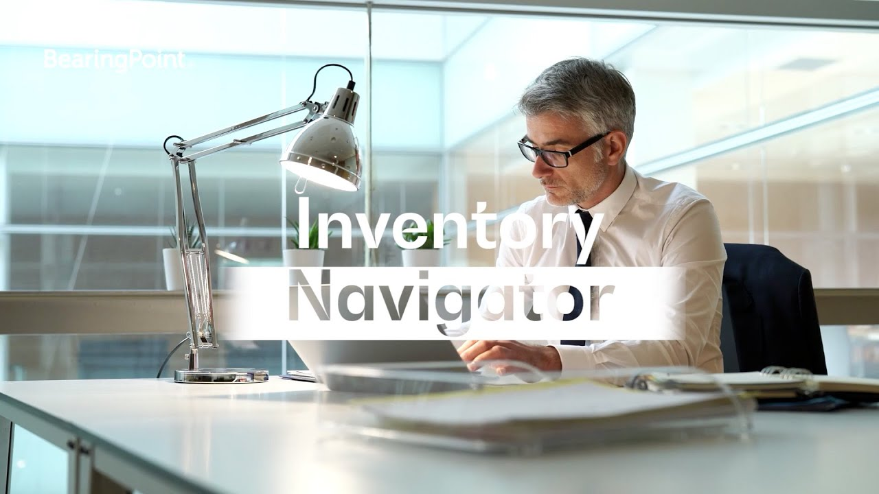 Inventory Navigator - Identify, realize, and sustain savings with full cost transparency of your inventory