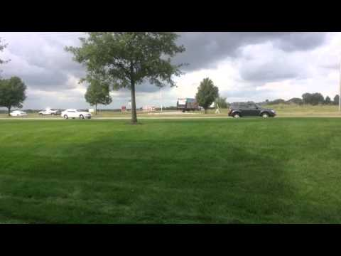 Police Truck Checkpoint Overland Park, KS