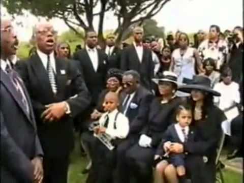 Похороны Легендарного рэпера Ерика (Eazy-e)Райта