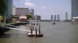 Bangkok Thailand - Long Tail Boat Ride