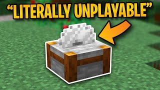 8 Problems Minecraft Needs To Have Fixed