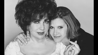 Video CARRIE FISHER on ELIZABETH TAYLOR — Diva on Diva MP3, 3GP, MP4, WEBM, AVI, FLV Oktober 2018