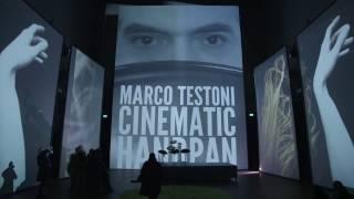 Cinematic Handpan, anteprima a Equinox / Klimt Experience