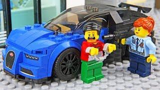 Video Lego Car Robbery - Invisible Man 2 MP3, 3GP, MP4, WEBM, AVI, FLV Agustus 2018