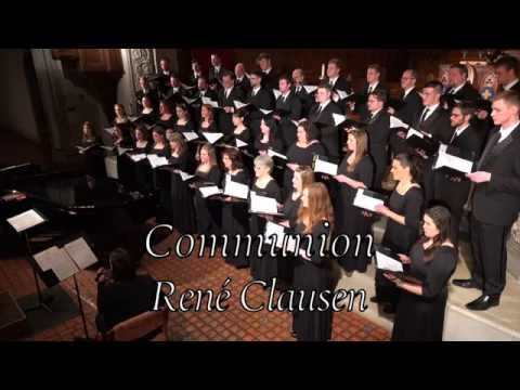 The Singers - Communion - René Clausen