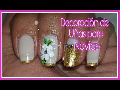 Decoracion de uñas - DECORACIÓN DE UÑAS PARA BODA