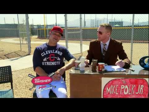 The Mike Polk Jr Show - Cleveland Indians Spring Training 2013