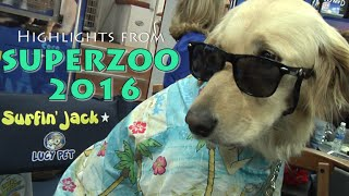 Fun Finds at the 2016 SuperZoo Pet Expo Part 2