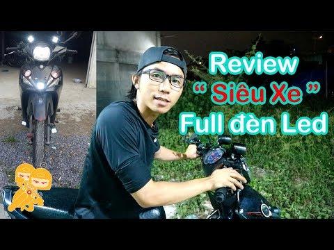 Review Xe Sirius Fi - Full Led - Xe Ôm Vlog - Thời lượng: 14:06.