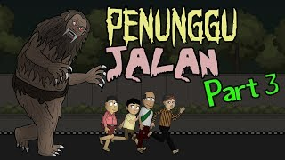Video Hantu Penunggu Jalan (Part 3) | Animasi Horor Kartun Lucu | Warganet Life MP3, 3GP, MP4, WEBM, AVI, FLV Juni 2019