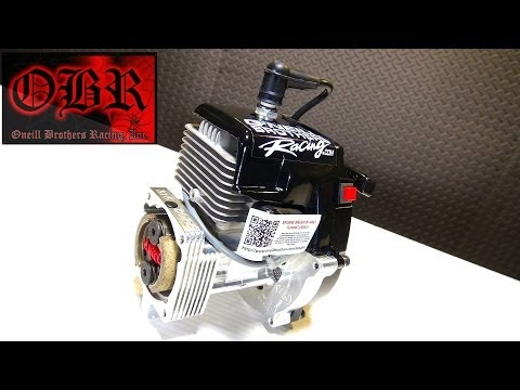 9.7 - Click Here To Subscribe! ▻ http://bit.ly/JOovvU - We have the new OBR Engine in the Studio! a Powerhouse of an Engine - 38cc! Everett and I are pumped for th...