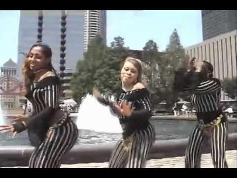 Bébé Chinois - Dany Engobo et les Coeurs Brisés. AFRICAN DANCE VIDEOS. JungleRush tv