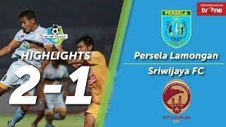 Video Persela Lamongan VS Sriwijaya FC: 2-1 All Goals & Highlights MP3, 3GP, MP4, WEBM, AVI, FLV Januari 2018