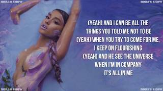 Download Video Ariana Grande - God is a woman (Lyric Video) MP3 3GP MP4