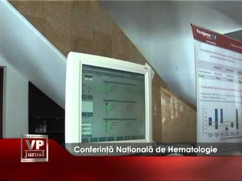 Conferinţa Naţională de Hematologie