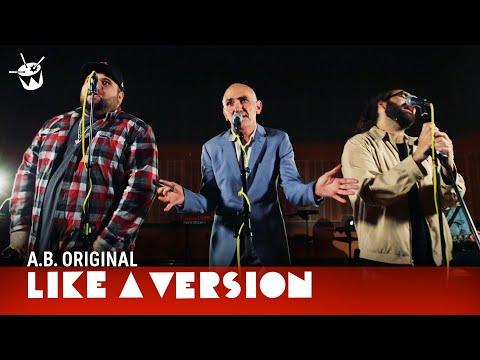 A.B. Original ft. Paul Kelly - Dumb Things (Like A Version cover) (видео)