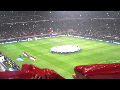 Inno UEFA Champions League - Milan vs Barcellona 22/10/2013