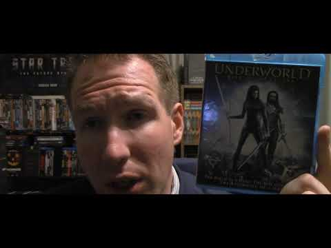 Underworld Rise Of The Lycans 2009 Blu-Ray Review