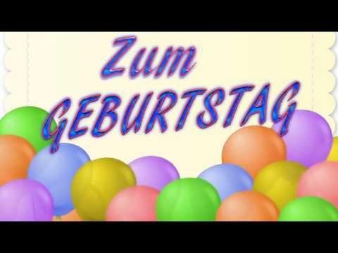 Der BirthdayMann  YouTube