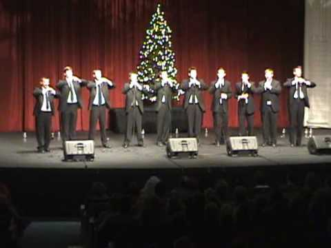 IU's STRAIGHT NO CHASER  The 12 Days of Christmas - December 2008