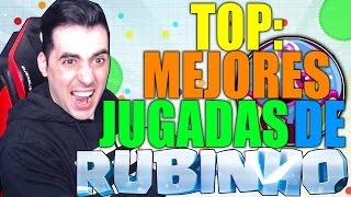 Video (5ta Parte) TOP: MEJORES JUGADAS DE RUBINHO | TOP JUGADAS RUBINHO VLC AGAR.IO #14 MP3, 3GP, MP4, WEBM, AVI, FLV Mei 2019
