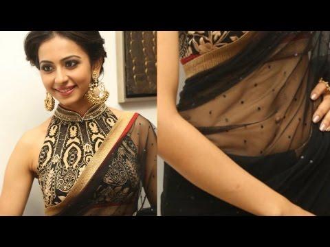 Yaariyan Heroine Rakhul Preet Singh Hot Photos Ravi Teja Kick Audio Launch Image