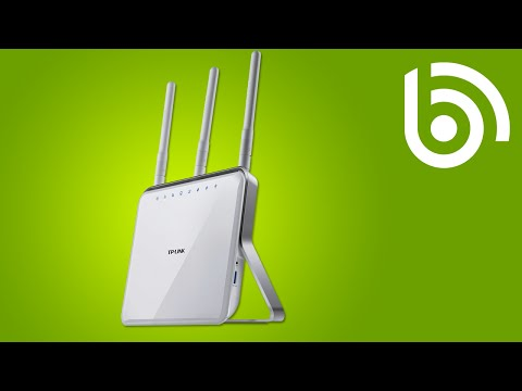 TP-LINK Archer C9 AC1900 WiFi Broadband Router