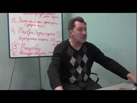 Блуждающий нерв. Лекция доктора Левашова И.Б. об управлении ЖКТ. Часть 1.